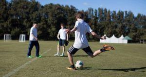 International schools football