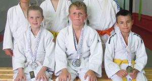 Judo winners