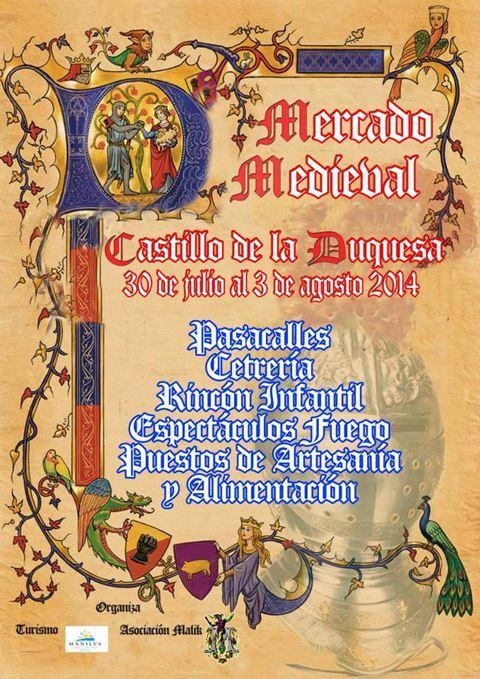 Castillo Medieval Market