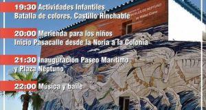 Sabinillas Paseo Opening