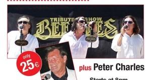 Bee Gees tribute at La Raspita