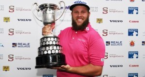 Andrew Johnston wins Spanish Open