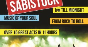 Sabistock, end of summer bash