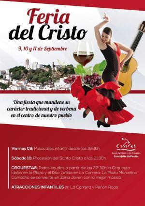 Feria del Cristo poster