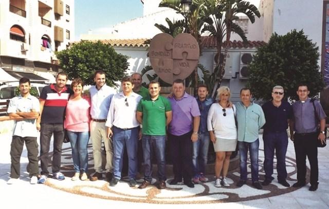 Plaza Donante Sabinillas