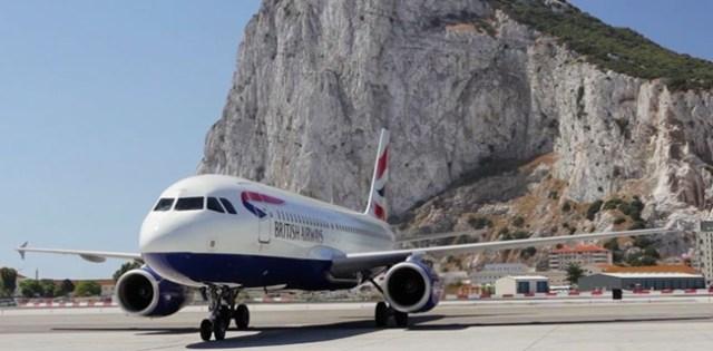 British Airways Gibraltar