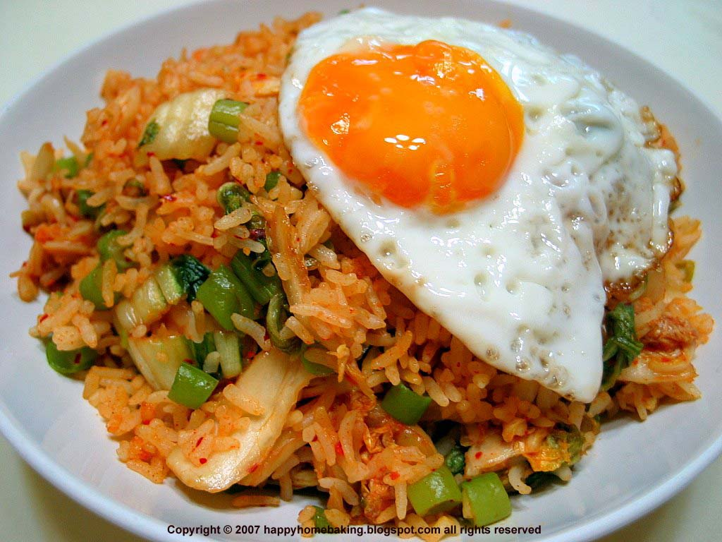 Nasi Goreng  The Resilient Chef