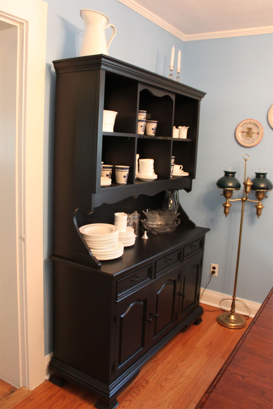 1000 images about Hutch on Pinterest  Hutch makeover