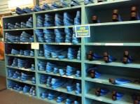 Fins, mask, snorkel storage | ScubaBoard