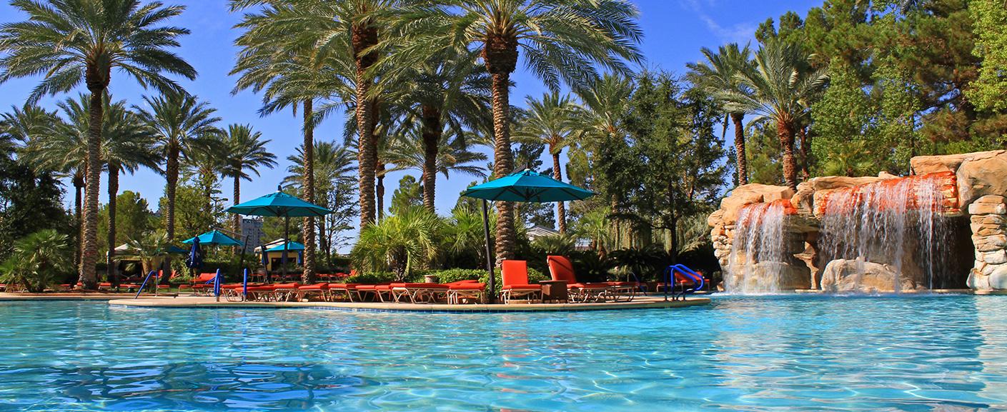 JW Marriott Resort  Spa  Las Vegas Hotels  Best Pool