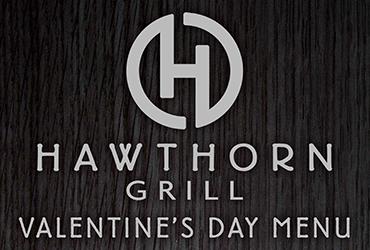 Valentines Day Menu Hawthorn Grill Las Vegas Food