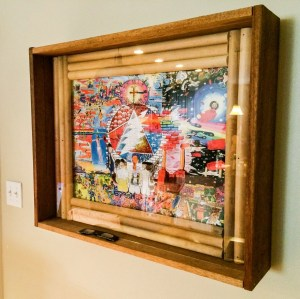 Read more about the article Michael Fares' Reclaimed wood frames