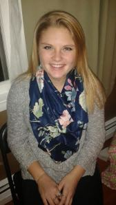 Read more about the article Customer Samantha's Infinity Scarf… and more!