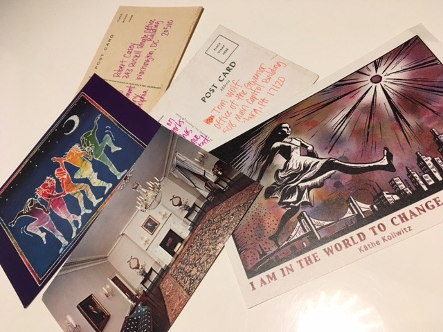 Read more about the article Raising Voices with Reclaimed Postcards