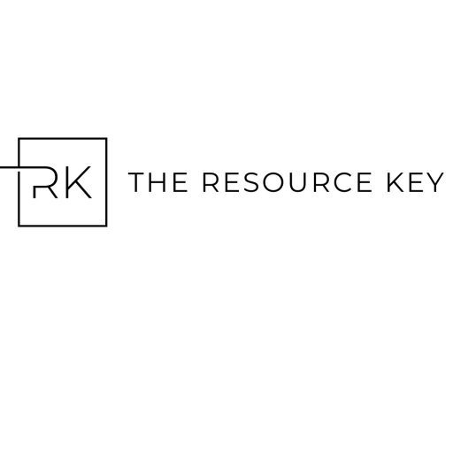 A square around TRK next to square text The Resource Key.
