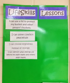 Counseling Lesson Life Skills I Can Statement Posters - The Responsive Counselor