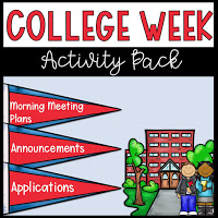 College Week Reboot – Morning Meetings