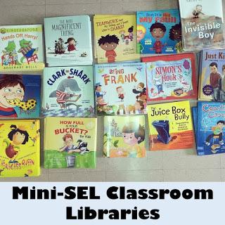 Mini SEL Classroom Libraries