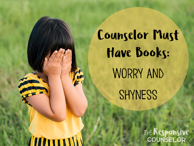 Must Have Books – Shyness and Worry