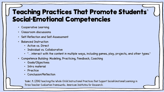 School counseling lesson planning competencies
