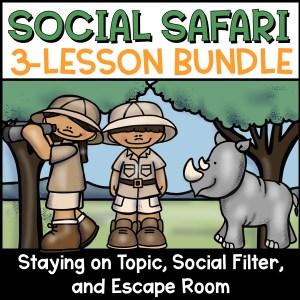 social safari bundle