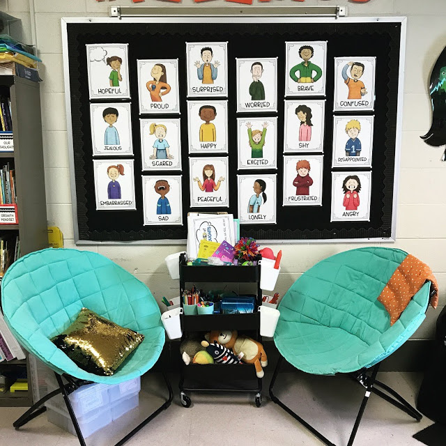 feelings nook with disk chairs
