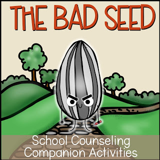 the bad seed lesson plan activities