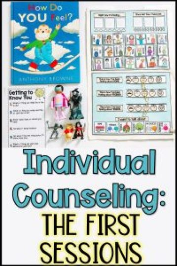 individual counseling sessions with kids