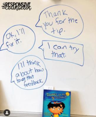 feedback group activity