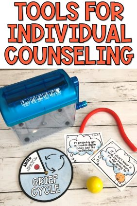counseling tools pinterest