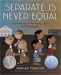 Separate is never equal by Duncan Tonatium book cover