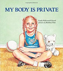 My body is private by Linda Walwood Girard book cover