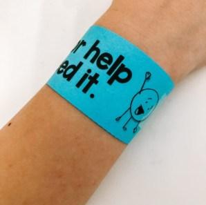 student wristband