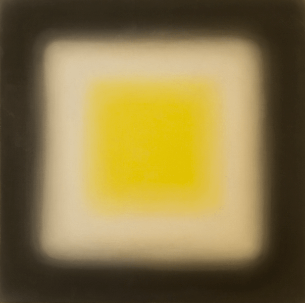 Wojciech Fangor, 'B11', 1966. Courtesy the artist and de Pury and de Pury.