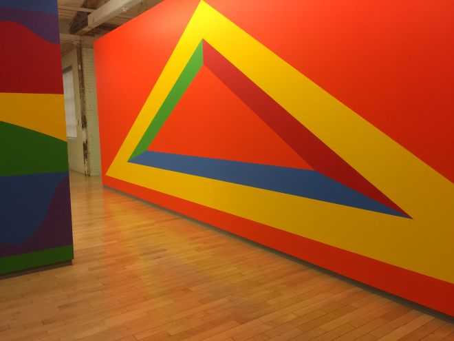 Sol LeWitt, Wall Drawing 1005, Sol Lewitt