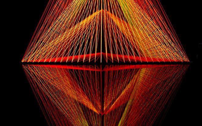 Sensitive Eye – Op art and kinetic art exhibition at David Bloch Gallery