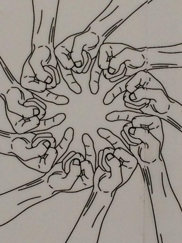 "Ai Weiwei. ""Finger"", 2014"
