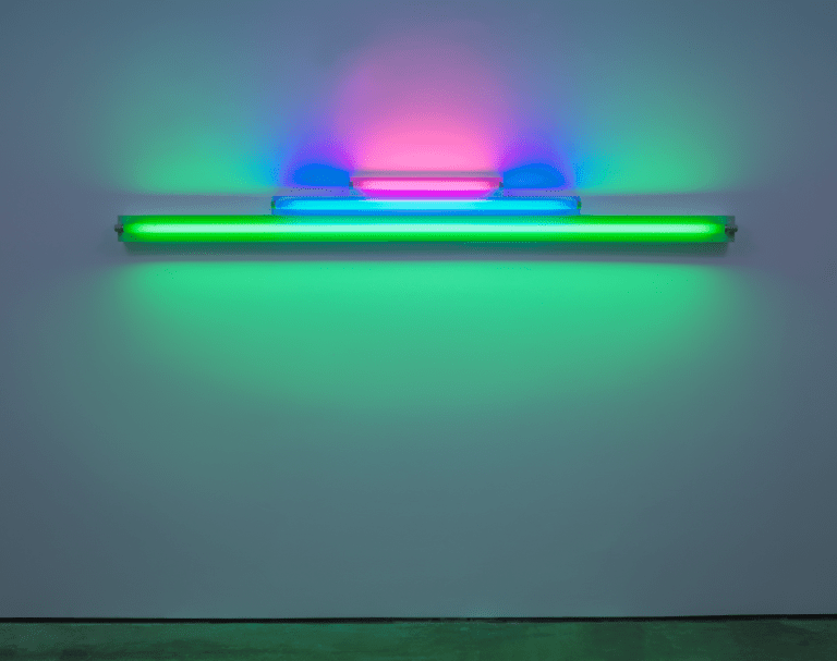 DAN FLAVIN UNTITLED (IN MEMORY OF JOSEF ALBERS) 1