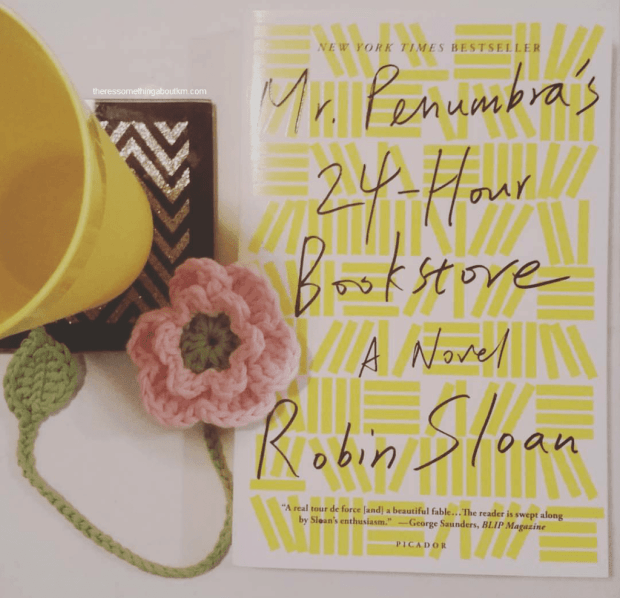 Mr. Penumbra's 24-Hour Bookstore | Robin Sloan | Book Cover