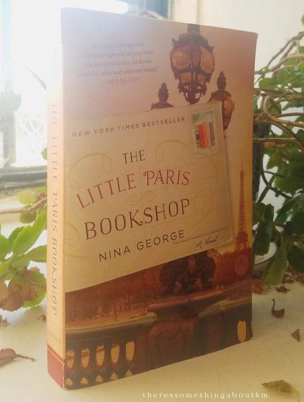The Little Paris Bookshop Book Cover