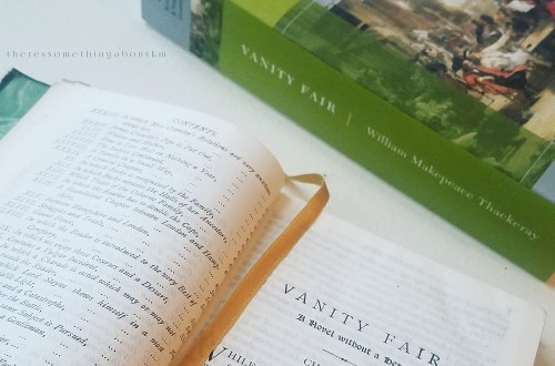 Vanity Fair and Preservation