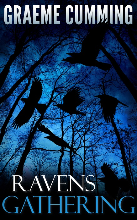 Ravens Gathering | Book Cover