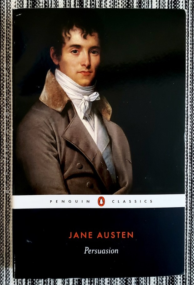 Persuasion | Penguin Classics | Book Cover