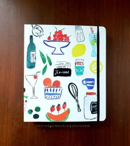 From My Bookshelf | Kate Spade Recipe Book