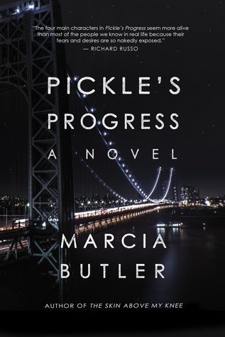 Pickle's Progress   Marcia Butler   Book Cover
