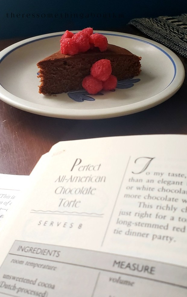 Reviewing The Cake Bible | Perfect All-American Chocolate Torte Slice
