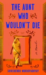 The Aunt Who Wouldn't Die | Shirshendu Mukhopadhyay | Book Cover