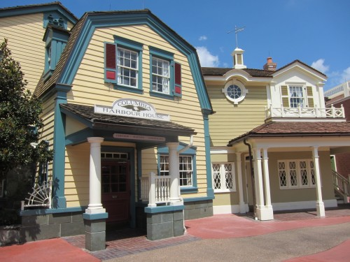 Top counter service restaurants at walt disney world for Harbor house fish fry