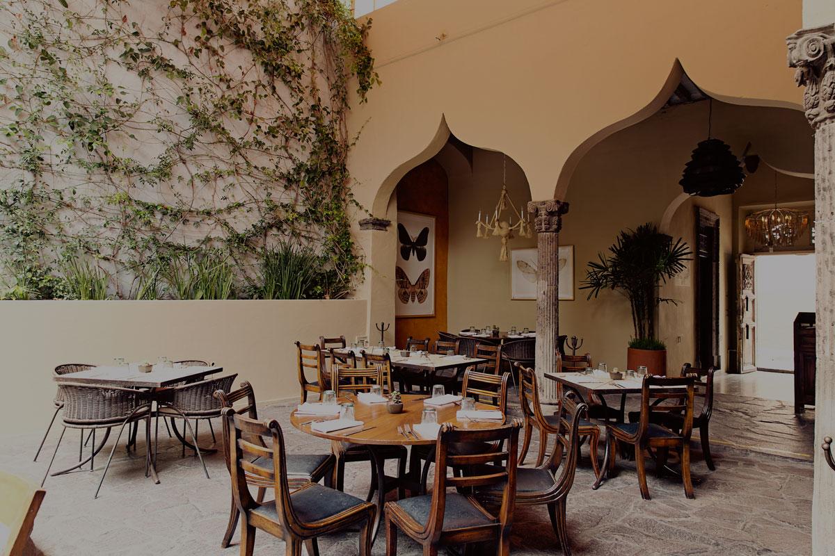 El Patio en The Restaurant