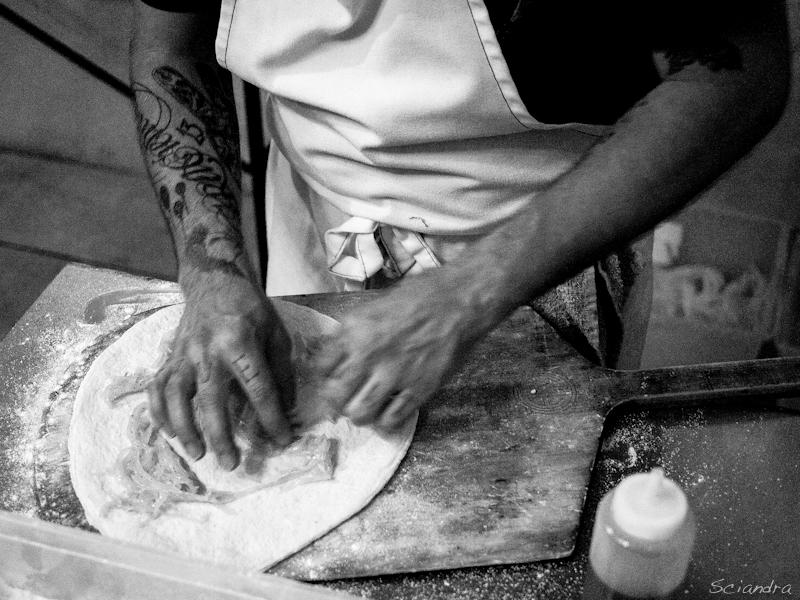 Chef Donnie Masterton